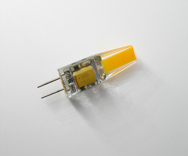 G4 1.5W COB LED White Light AC/DC 12V T3