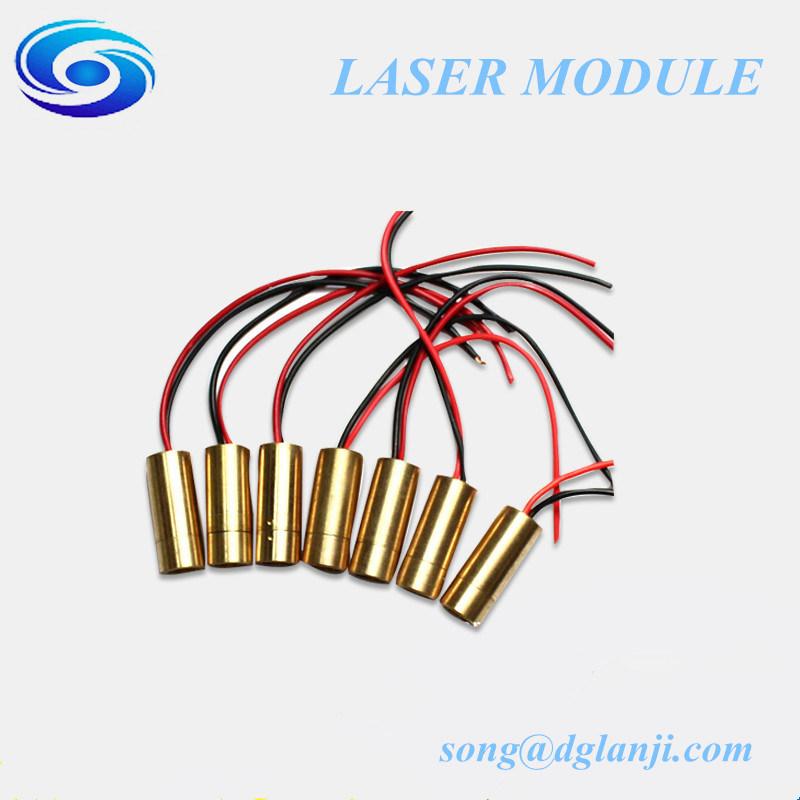 Low Cost 532nm 5MW 10MW 15MW Green Laser Module
