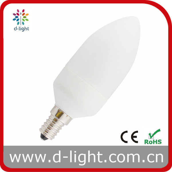 Milky Candle Energy Saving Light 7W