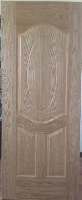 Panel Plywood Moulded Door with Lower Cost