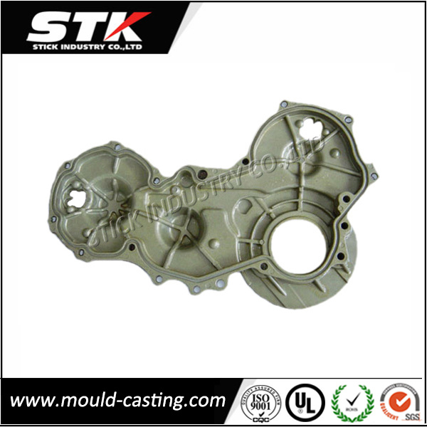 Machinery Parts by Aluminum Alloy Die Casting (STK-14-AL0071)