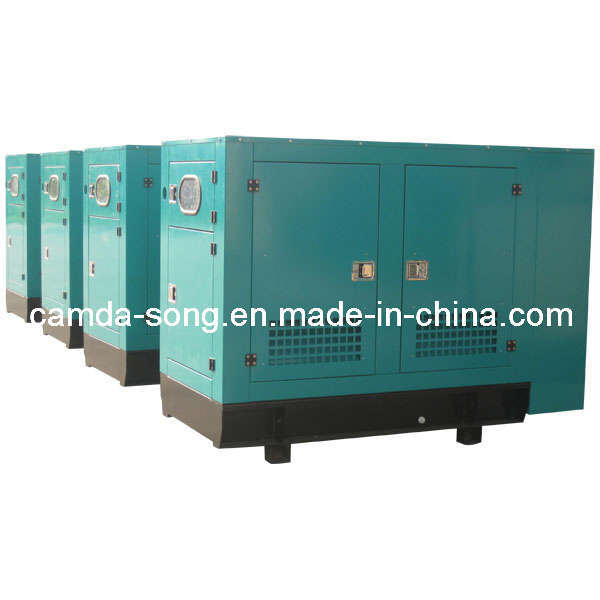 Silent Genset with Different Colors and Sizes