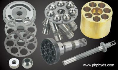 Replacement Hydraulic Motor Parts for Komatsu Kmf40 Swing Motor Repair or Rebuild