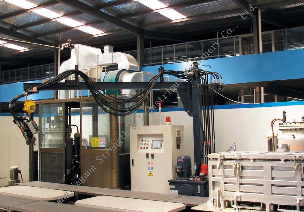 Freezer Cabinet PU Foaming Line (Rol-16-200/100)