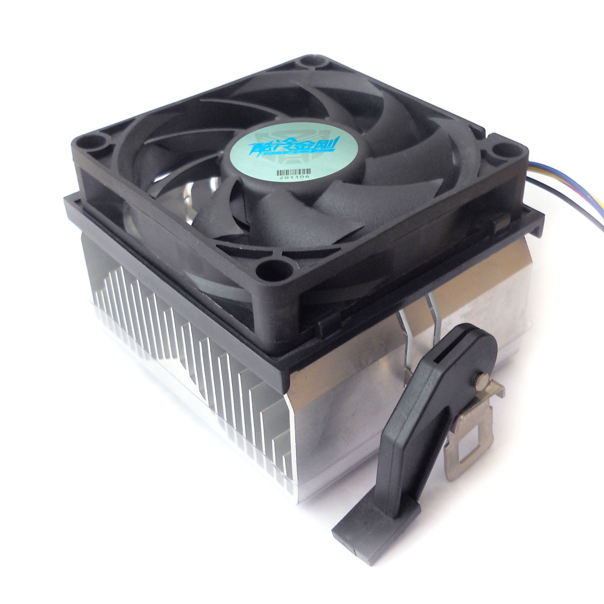 China CPU Cooling Fan (GJ D) China Cpu Cooling Fan Cpu Fan #0F9BBC