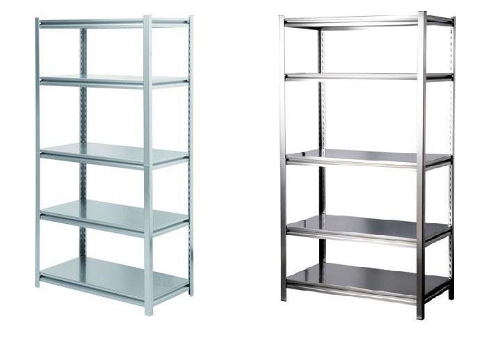 China Warehouse Racks Movable Sheet Metal Storage Rack
