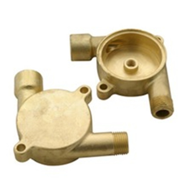 OEM Custom Precision Brass Pump Parts