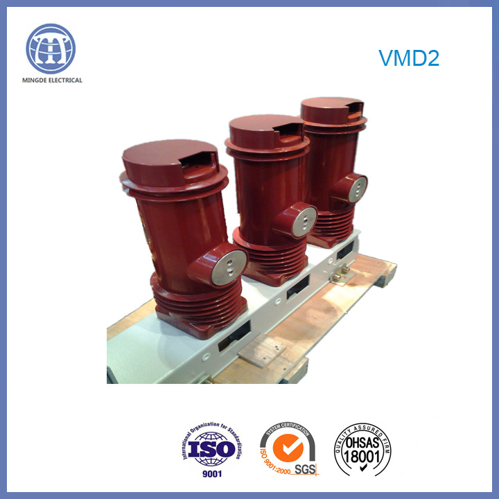 Vmd 40.5 Kv -1250A Handcart Vacuum Breaker Embedded Pole Types