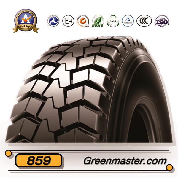 All Steel Radial Truck Tire TBR Tire 11r22.5