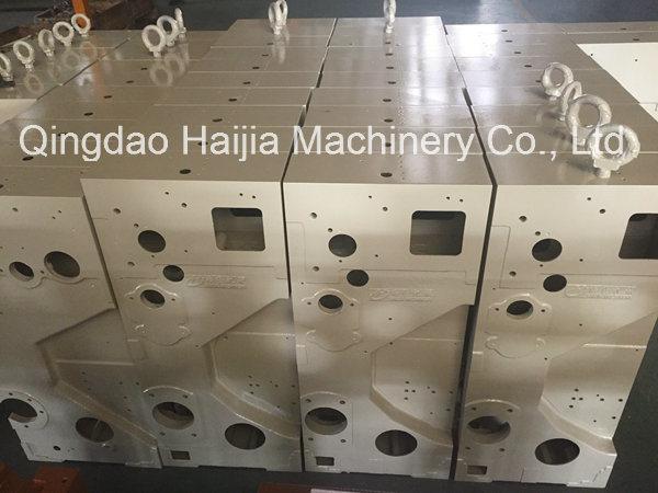 Qingdao Haijia Machinery Double Pump Four Nozzle Dobby Water Jet Loom