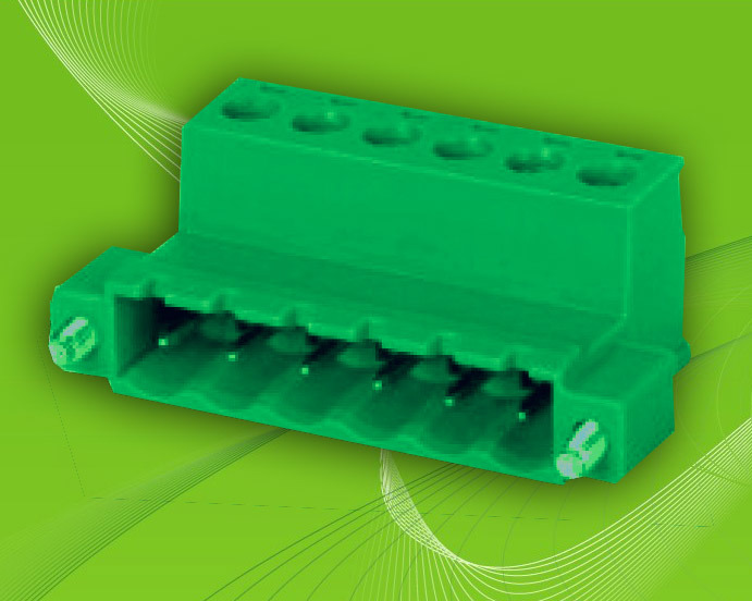 PCB Plugable Terminal Block for 28-16AWG Wire