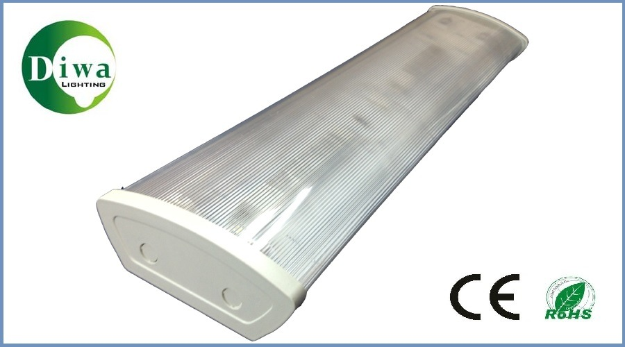 T8 Fluorescent Fitting CE, RoHS, IEC Approval (DW-T8XMX)