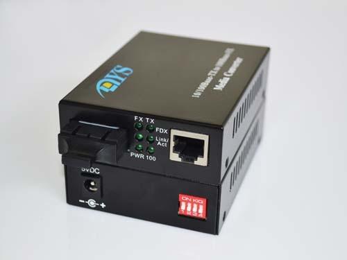 100m Fiber Optic Media Converter