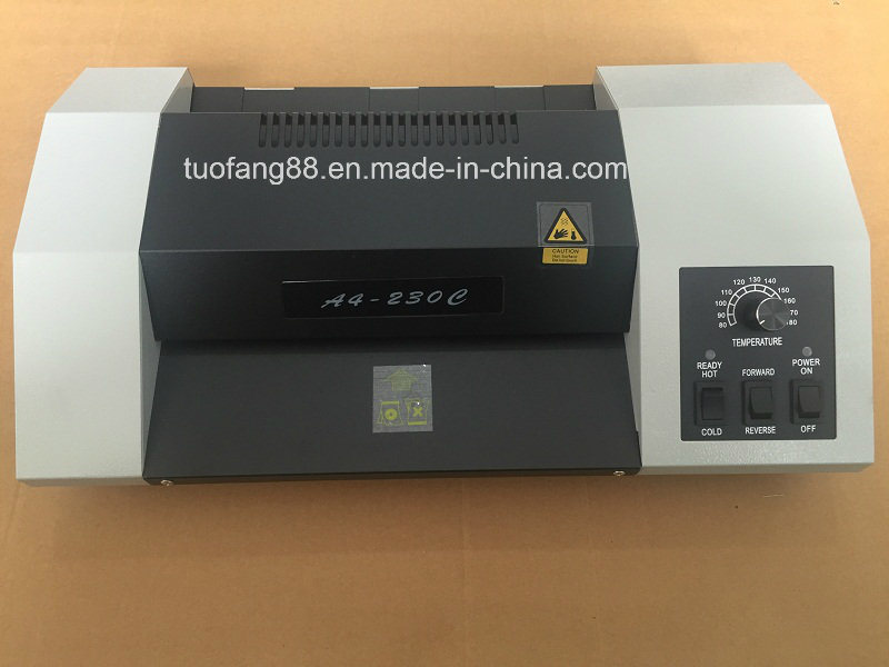 250mm/330mm (9′&12′) Laminating Machine