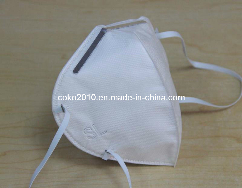 Industrial Dust Mask Folded Dust Mask