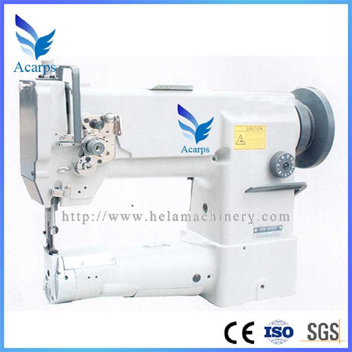 Cylinder Arm Compound Feed Sewing Machine with Vertical Hook (RB6860)