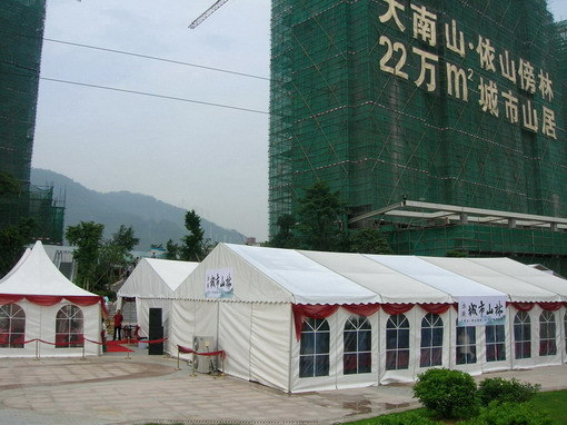 Big Food Exhibition Tent (ML-005)