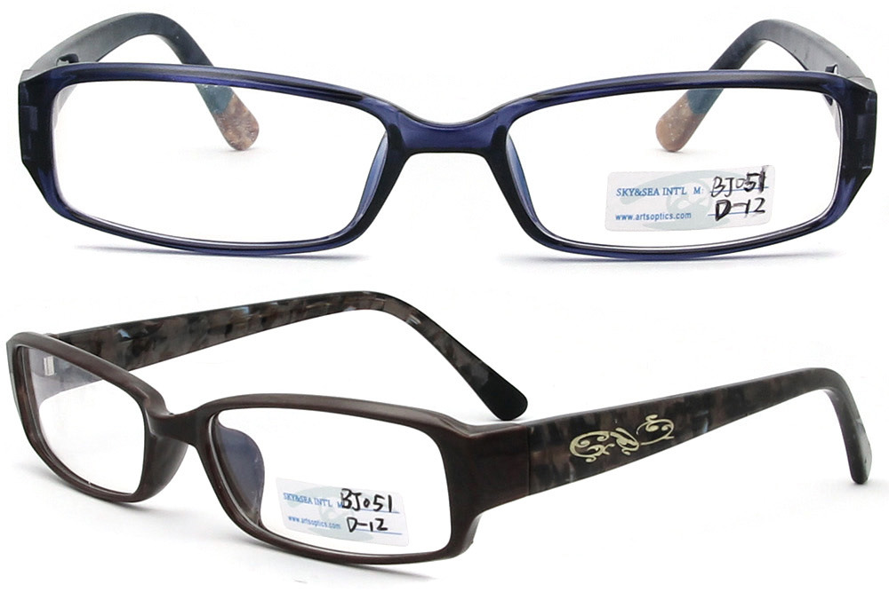 Latest Style Eyeglass Frame : China 2012 Latest Styles Eyeglasses Plastic Optical Frames ...
