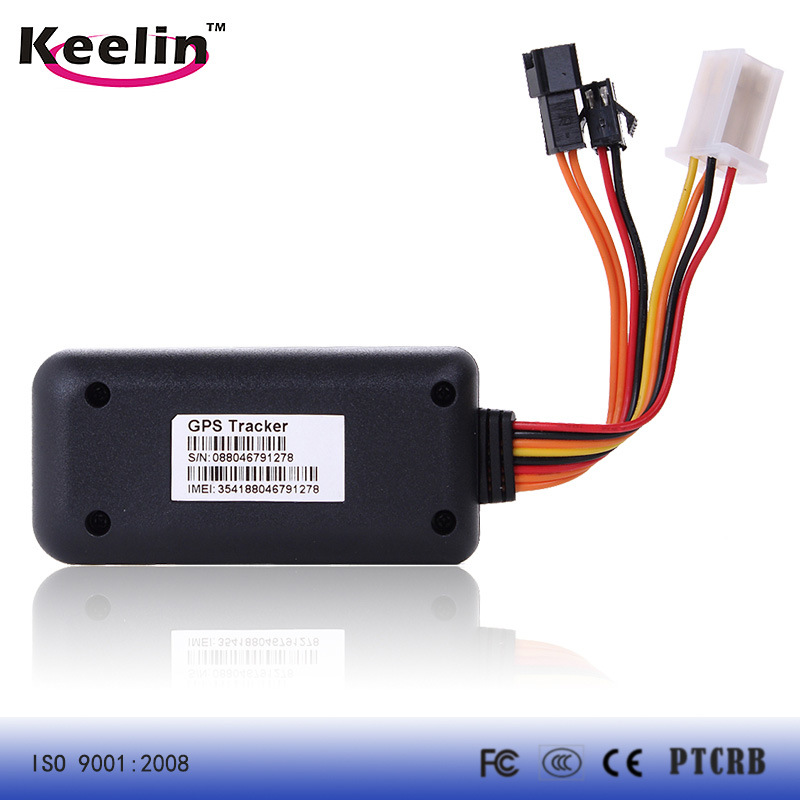 Mini GPS Tracker for Car Micro GPS Tracking (Tk116)