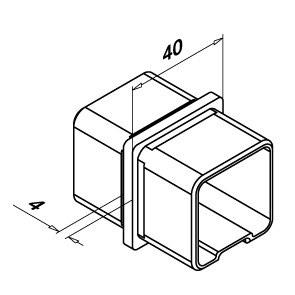 Square Railing System