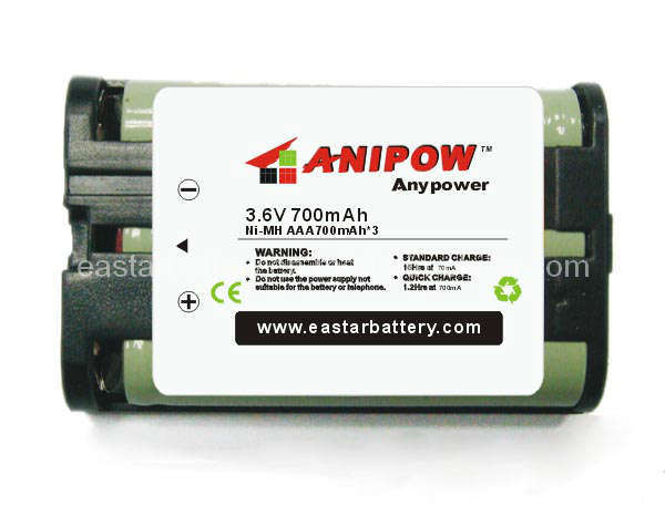 Cordless Phone Battery Suitable for Panasonic & Siemens