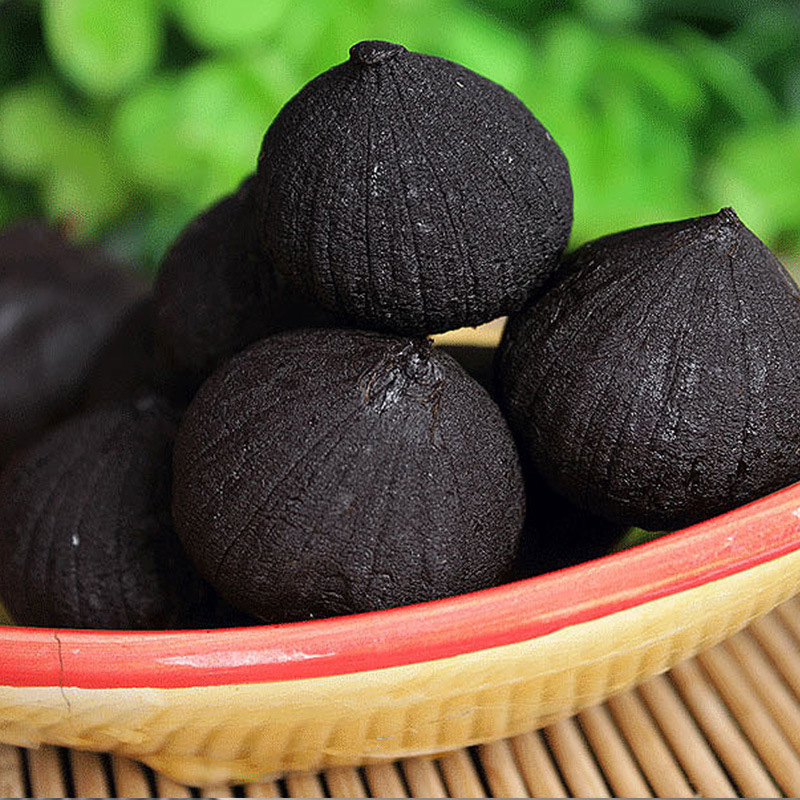 Good Taste Fermented Single Black Garlic (700g/bag)