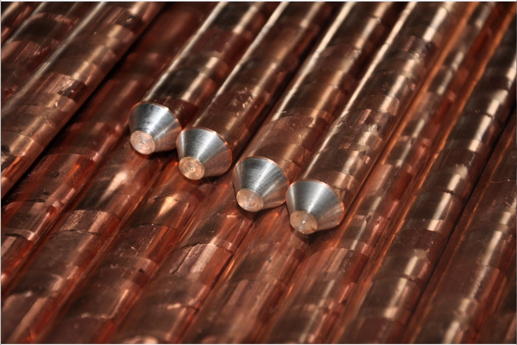 Copper Coated Earth Rod