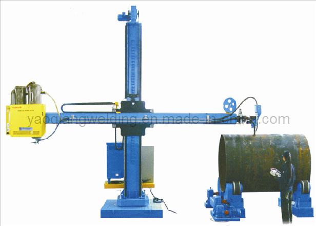 Seam Flange Elbow Column and Boom Welding Manipulator