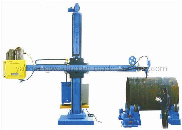 Seam Flange Elbow Column and Boom Welding Manipulator