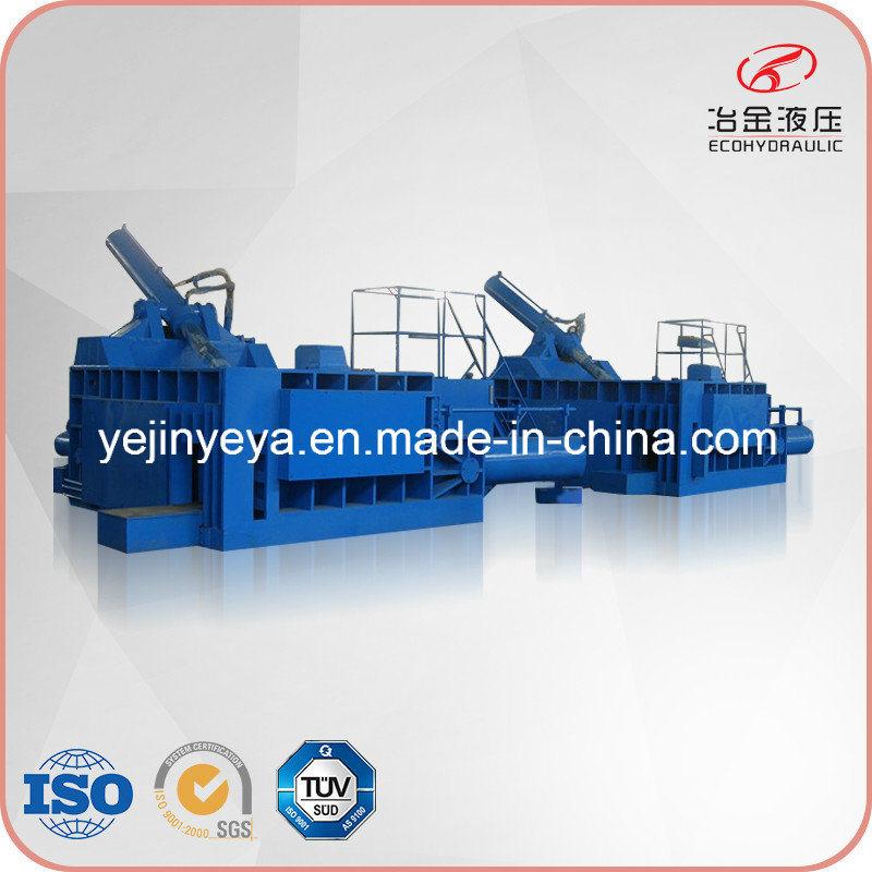 Hydraulic Metal Baler for Scrap Steels (YDT-315A)