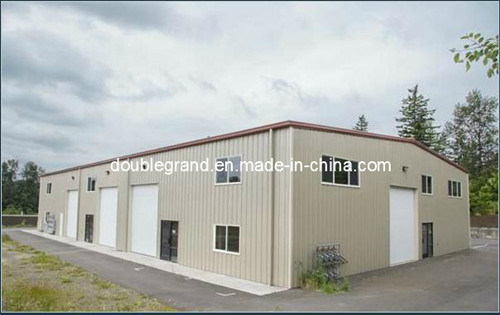Prefabricated Light Steel Structure Warehouse