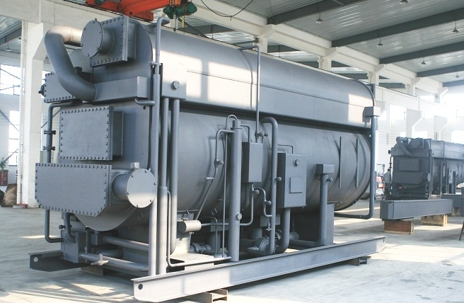 Flue Fired Libr Absorption Chiller