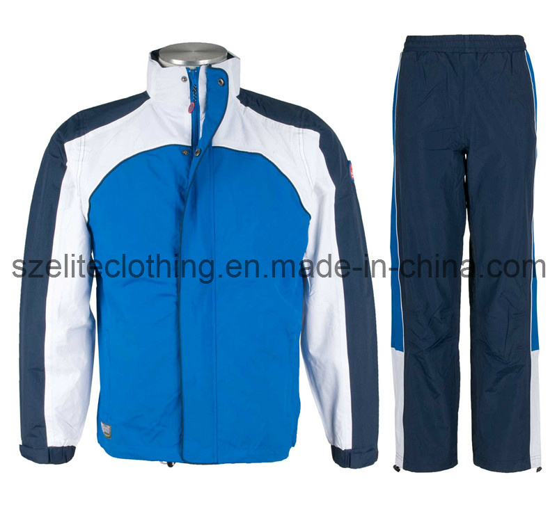 Sports Nylon Track Suit (ELTSJJ-129)