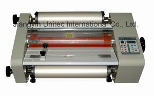 Popular Hot Sale in Europe Hot Roll Laminating Machine Lw-360r