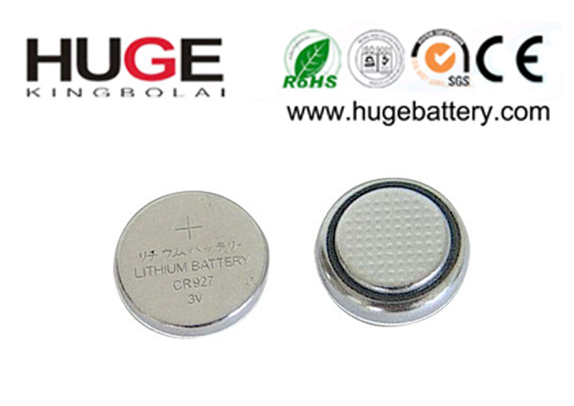 3.0V Lithium Metal Button Cell Battery Cr2477