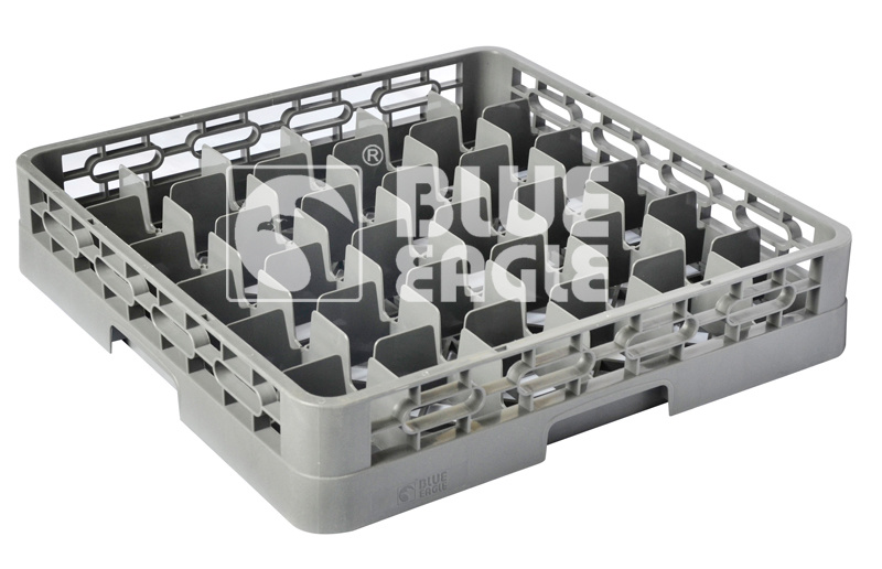 36 Compartments Glass Rack (WH0136)