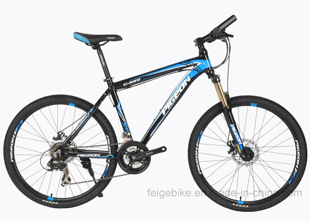 Cavalry 360 New Product Alloy Mountain Bicycle (FP-MTB-A066)