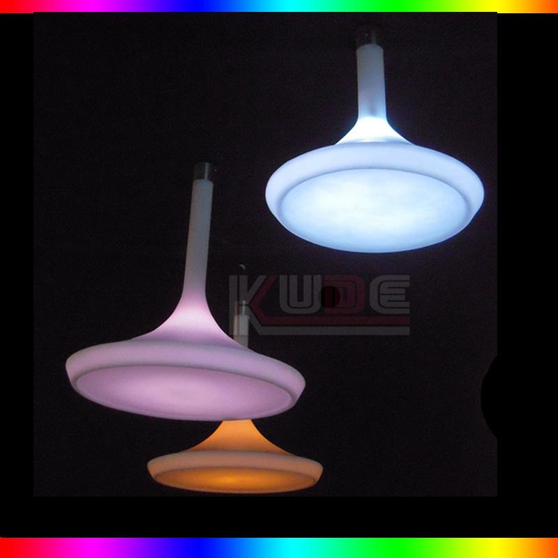 Modern LED Flower Pendant Lamp Restaurant Lobby Ceiling Light