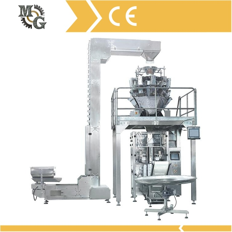 Auto Vertical Packing Machine for Milk Powder in Quad Bag (MG-420PM)