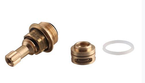 Lead Free Bathroom Brass Faucet Parts
