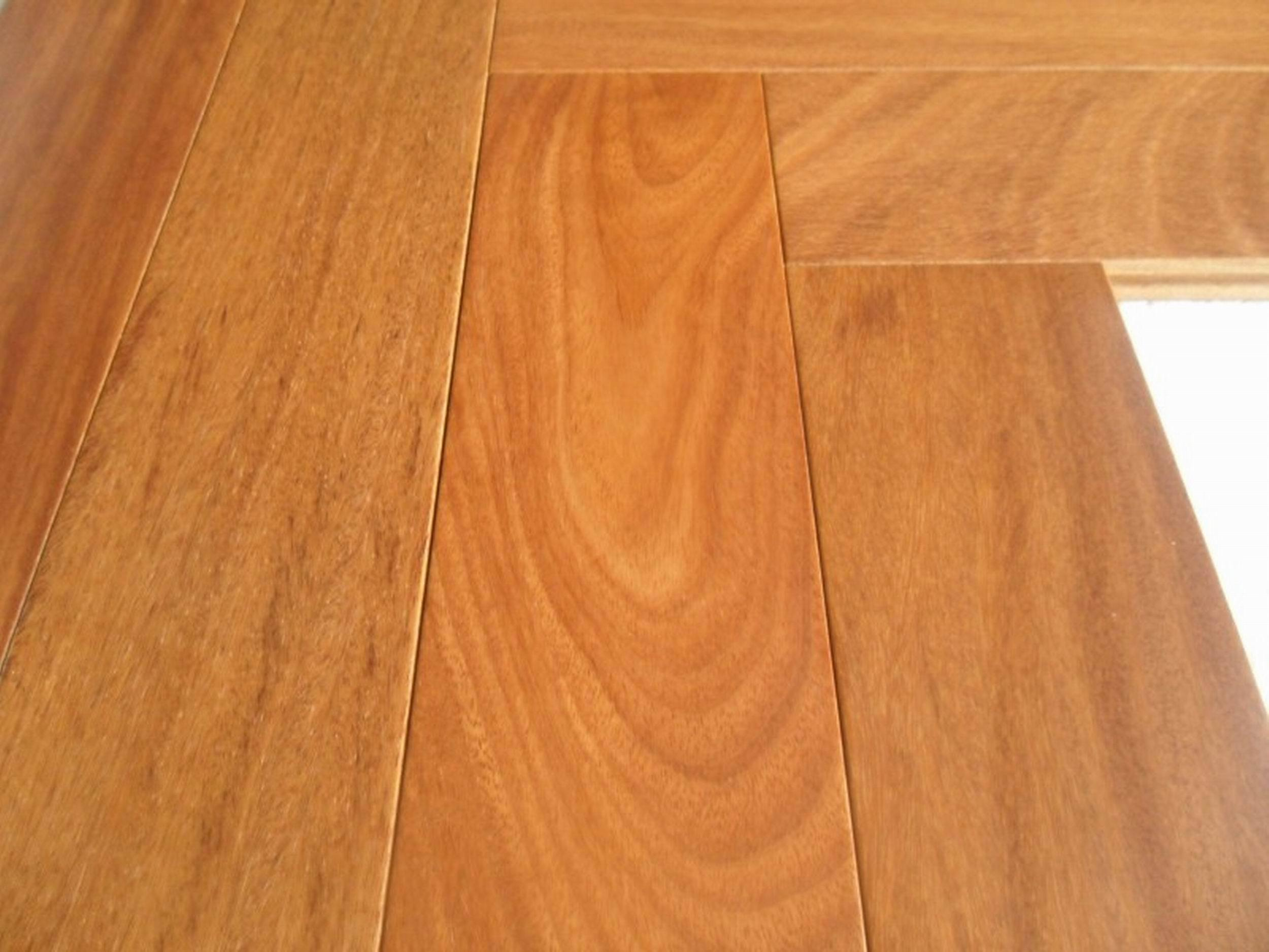 China kitchen use natural waterproof cumaru parkett wooden for Red cumaru flooring