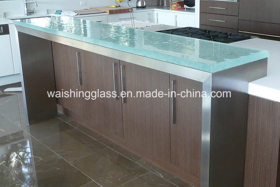 3-19mm Countertop Glass for Kitchen