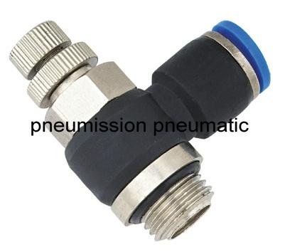 China Pneumatic Push in Air Fitting SL Series (regulator)