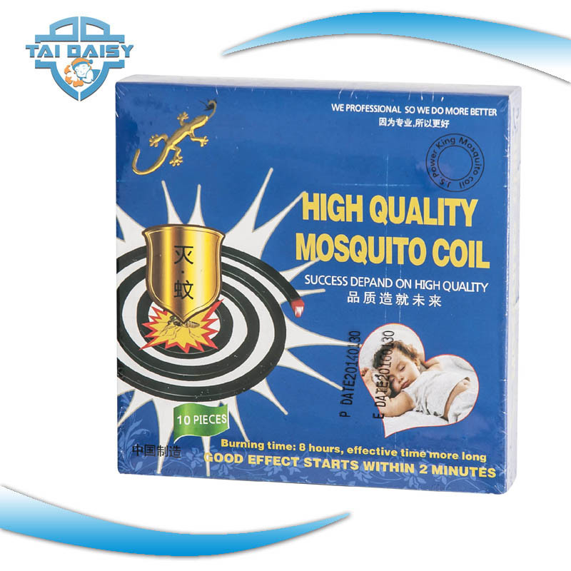 Black Mosquito Coils for Bangladesh