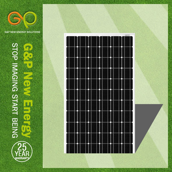 High Efficient Mono Solar Panel 300W Assembly