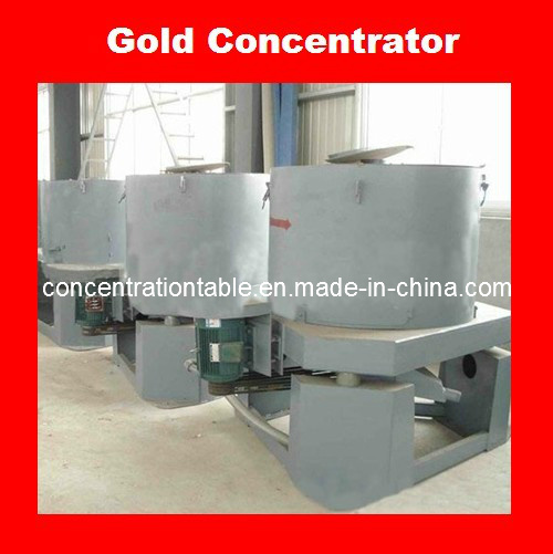Rock Gold Centrifugal Concentrator for Fine Particle