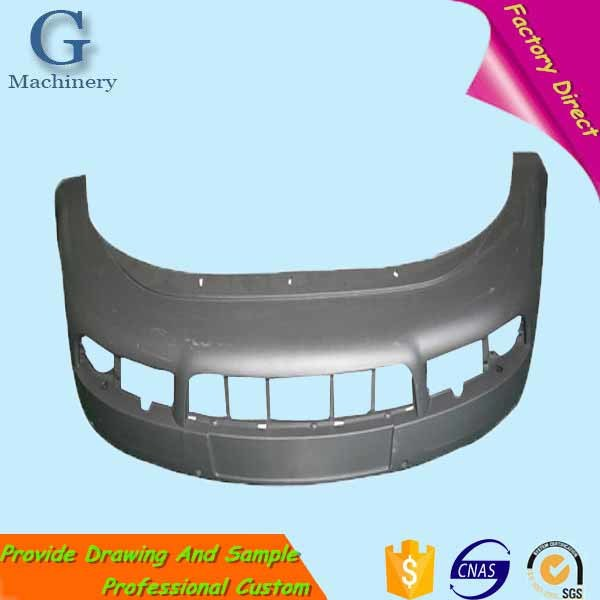 OEM Sheet Metal Auto Bumper of Auto Spare Parts