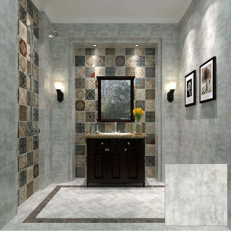 Cement Ceramic Porcelain Floor Tile (CM602A)