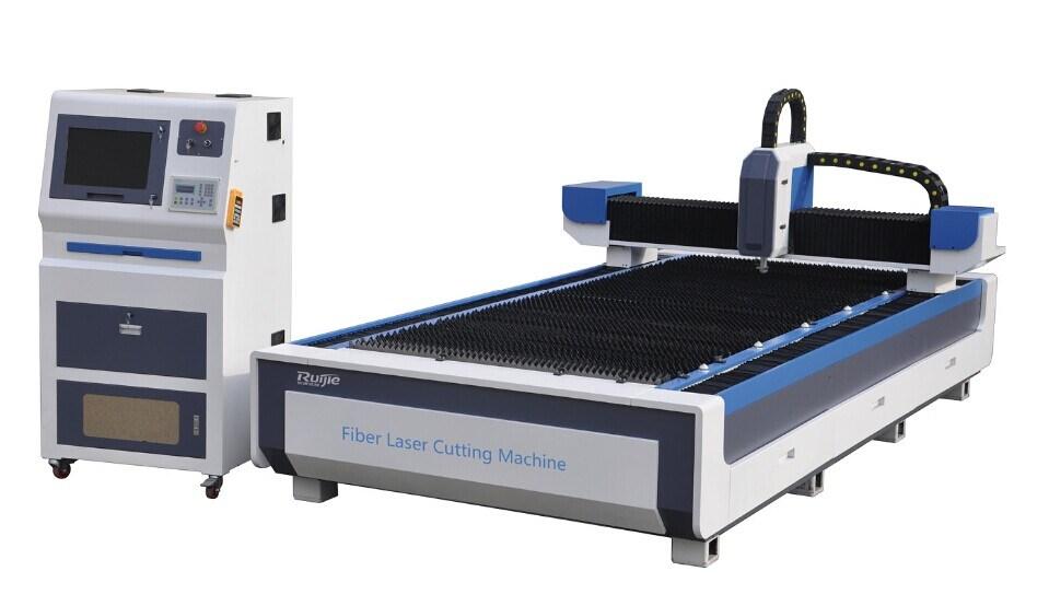 Laser Metal Cutting Machine (RJ1325-500W)