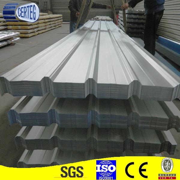 Aluminum Coating Steel Roofing Sheet